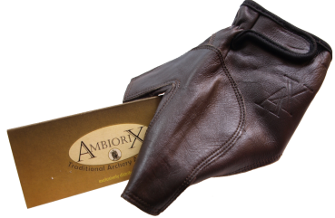 "AmbioriX ""Bow-Hand"" glove Brown"